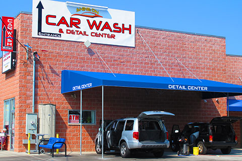 Shine On Car Wash (718) 322-9274