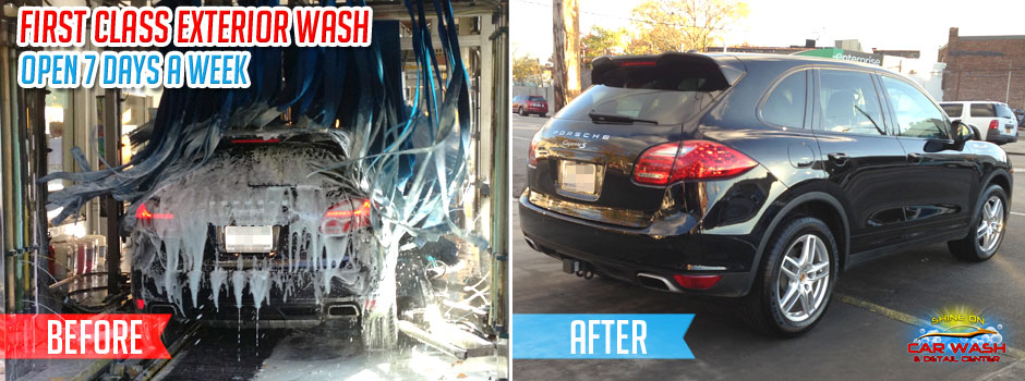 Shine on car wash new york cleanest car wash and car detailing in professional cleaning and detailing solutioingenieria Images